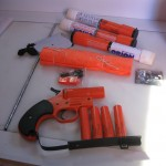 Typical flare kit