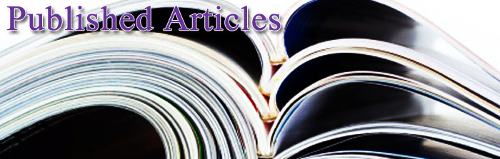 Recently Published Articles
