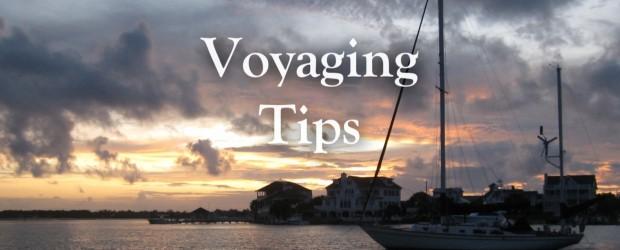 New Voyaging tips video series