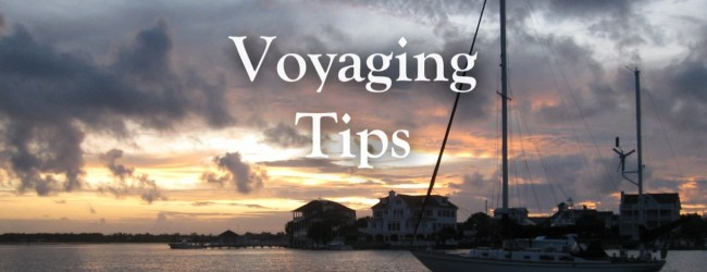 New Voyaging tips video series